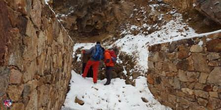 Bocamina. Ruta a la mina de plata de Bustarviejo