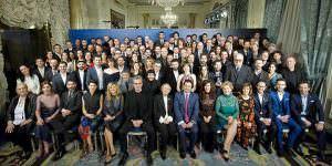 Premios Goya 2017. Foto: Alberto Ortega. Cortesía de la Academia de Cine