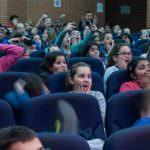 Los niños y jóvenes se acercan al mundo audiovisual
