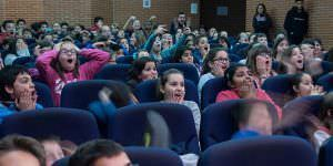 II Muestra de Cine Educativo, MICE. Foto: cortesía de La Claqueta