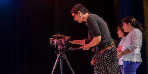 II Muestra Internacional de Cine Educativo, MICE. Foto: cortesía de La Claqueta