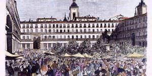 Centenario de la Plaza Mayor