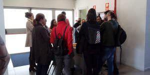 Constitución de las mesas de trabajo en el foro local de San Blas-Canillejas