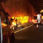 Fallece un motorista en M-40, junto a la salida hacia Castellana y M-11