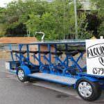 Rodando entre las 'bicibirras' y las condiciones de seguridad
