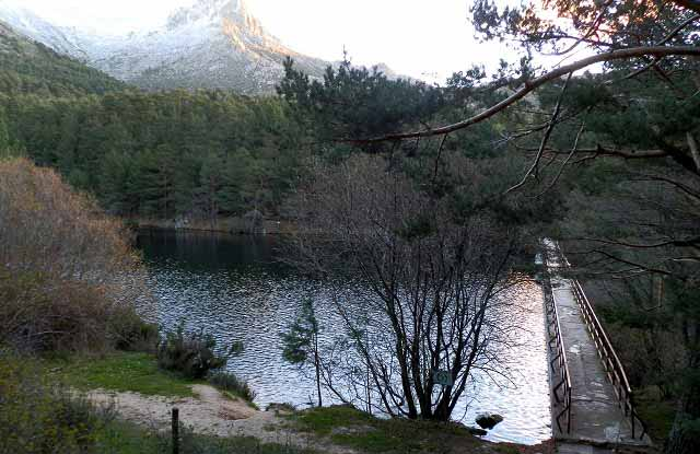 Embalse de la Barranca