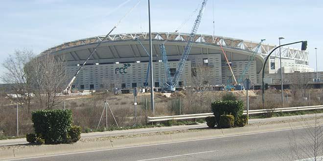 La Peineta ya es del Atlético de Madrid
