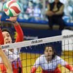 El voleibol, cada vez más presente en Madrid