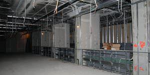 Barras de bar en el Wanda Metropolitano