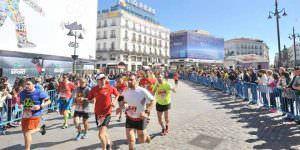 40 aniversario del Maratón de Madrid