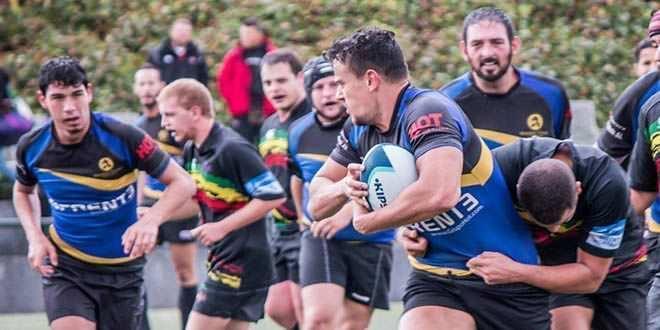 Union Cup 2017, torneo de rugby gay europeo. Foto: cortesia de madridtitanes.org