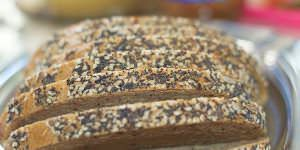 Pan especial para sándwich tipo frica