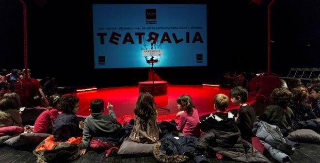Teatralia cartel 2019
