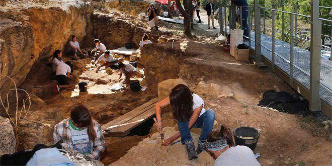 valle neandertales arqueólogos