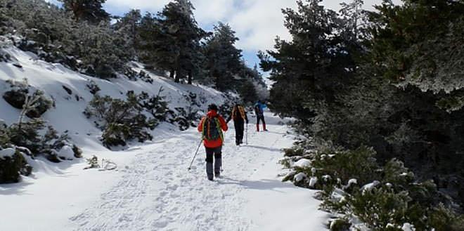 Ruta por la Sierra Cebollera