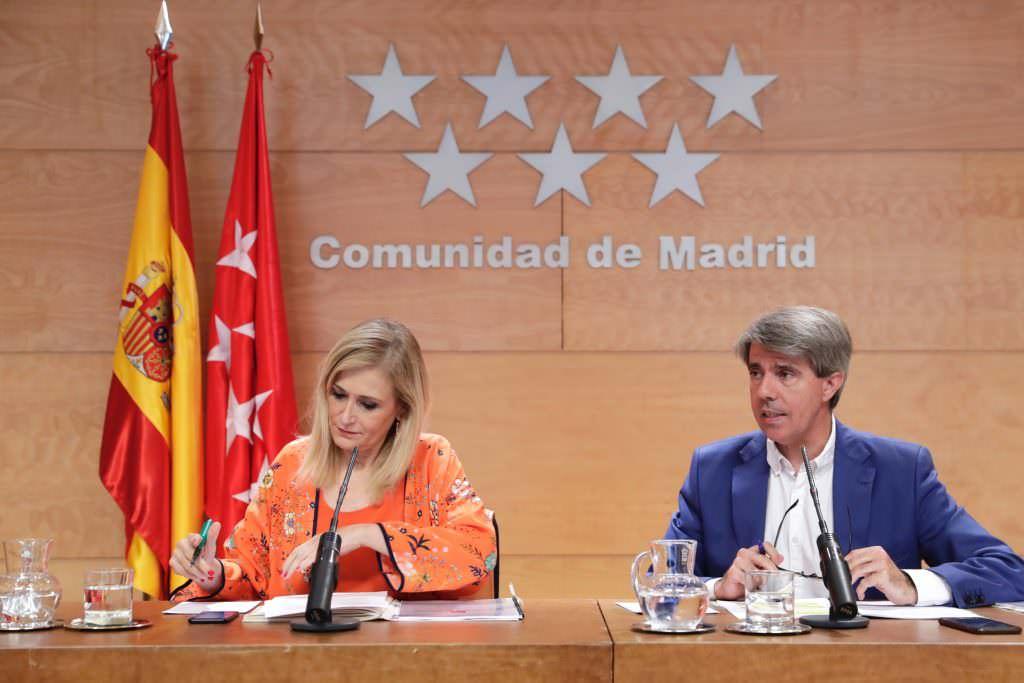 Este proyecto de La Comunidad de Madrid cuenta con un presupuesto de 38,5 millones