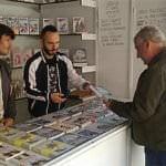 Feria del Libro en Vallecas hasta el domingo 30 de abril