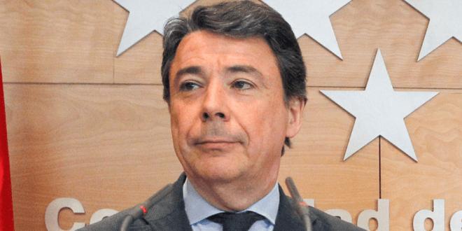 El ex presidente de Madrid, Ignacio González.