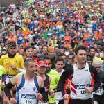 25000 corredores participan en el madrileño Medio Maratón