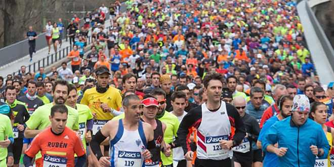Medio Maratón Madrid 2017