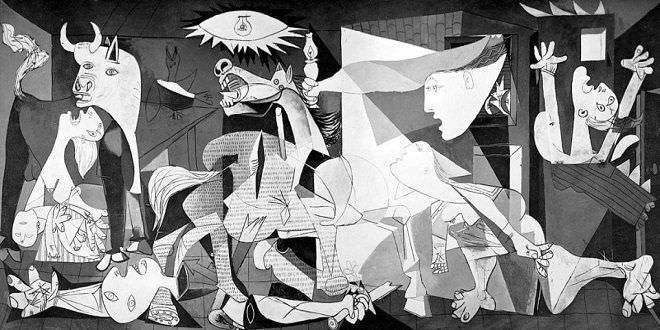 'Piedad y terror en Picasso. El camino a Guernica'