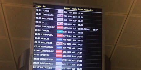 retrasos y cancelaciones avión