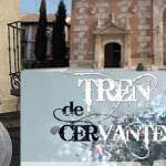 El Tren de Cervantes se pone en marcha de nuevo