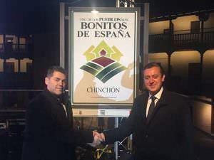 Chinchón se proclama uno de los Pueblos más Bonitos de España