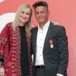 Alejandro Sanz recibe la Medalla de Oro de Madrid