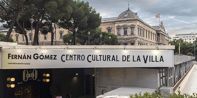 Aniversario del Teatro Fernán Gómez. Centro Cultural de la Villa