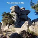 Ruta a la peña Arcipreste de Hita desde el área recreativa de La Panera