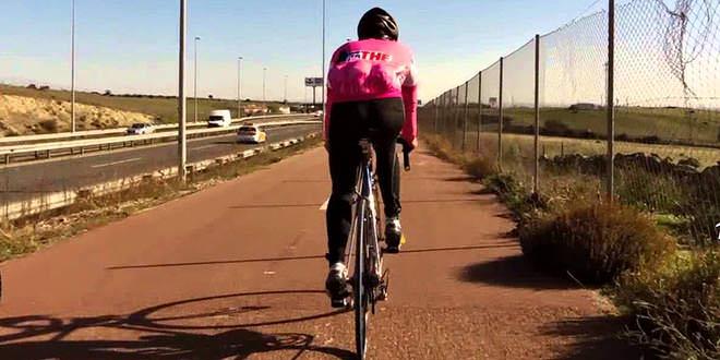 Carril bici a Colmenar Viejo