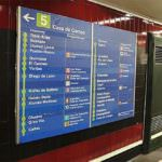 La línea 5 estrena nuevos trenes
