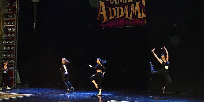 Casting para el musical 'La familia Addams'. Foto: Sabina Mompó