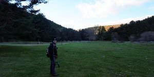 Ruta a la peña del Arcipreste de Hita desde La Panera
