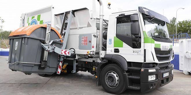 Nuevos contenedores para recogida de basura