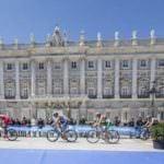 El triatlón llega a la Casa de Campo