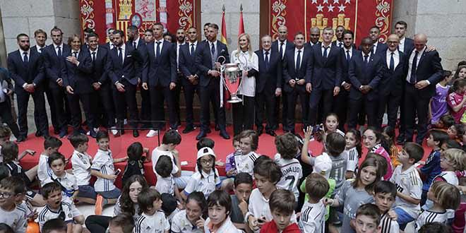 Cifuentes y Real Madrid tras la Champions