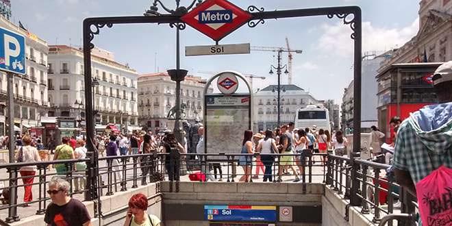 Metro Sol cierra por World Pride 1