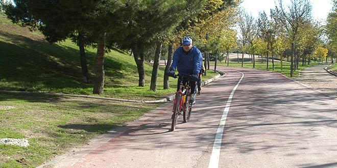 Carril bici Madrid