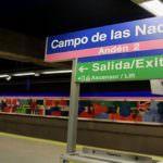 La estación Campo de las Naciones se renombra como Feria de Madrid