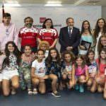 Siguen los éxitos para el fútbol base madrileño