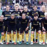 Primera gala de mujeres deportistas madrileñas