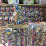Decomisados más de 250.000 juguetes y cromos falsificados