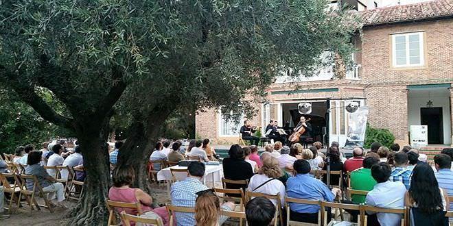 Conciertos de verano en Madrid