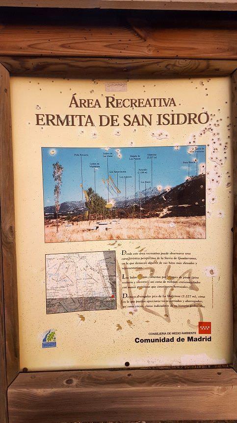 Área recreativa Ermita de San Isidro