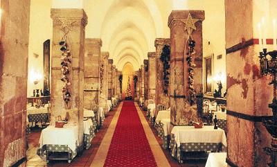 La Casa Grande hace las veces de hotel, restaurante y museo