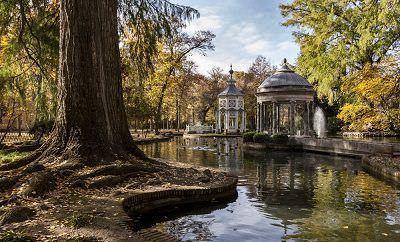 El Palacio Real cuenta con una de las vistas más espectaculares de la región