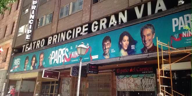 Teatro Príncipe Gran Vía, 'Pares y Nines'