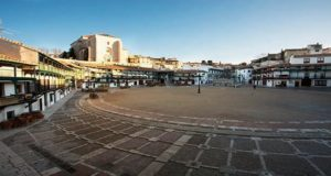 Plaza Mayor Chinchón | Créditos Web Oficial de Turismo de Chinchón
